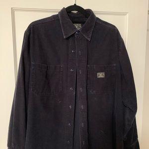 Luck Brand corduroy shirt